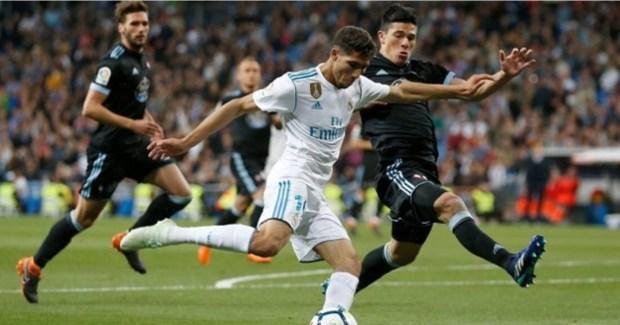 الدروي الإسباني.. ريال مدريد يكرم ضيفه سيلتا فيغو بسداسية!