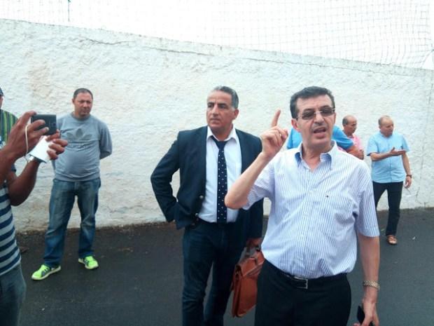 بعد تردد.. عبد المالك أبرون يقدم استقالته من رئاسة المغرب التطواني