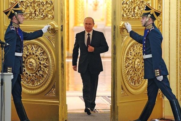 لولاية رابعة.. تنصيب فلاديمير بوتين رئيسا لروسيا