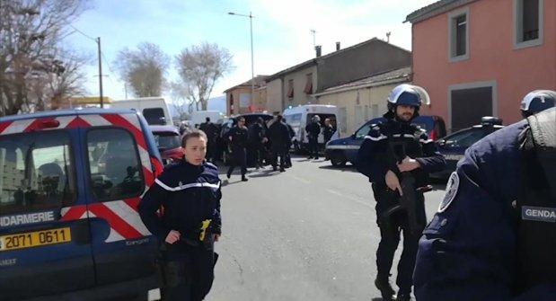 فرنسا.. إطلاق نار قرب المركز الثقافي لمارسيليا