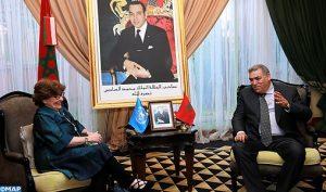 مراكش.. مسؤولة أممية تشيد بسياسة المغرب في الهجرة