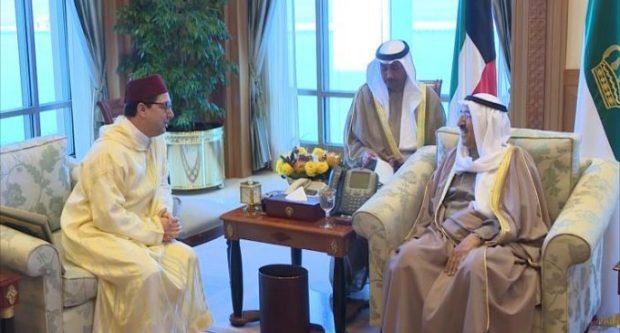 قطع العلاقات مع إيران.. الكويت تدين استهداف أمن المغرب