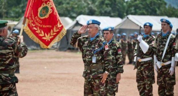مات منهم 43 و 1600 يوجدون في بؤر التوتر.. الأمم المتحدة تشكر المغرب على قبعاته الزرق