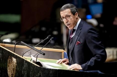 عمر هلال: التنمية في الصحراء المغربية يجب ألا تكون رهينة للعملية السياسية
