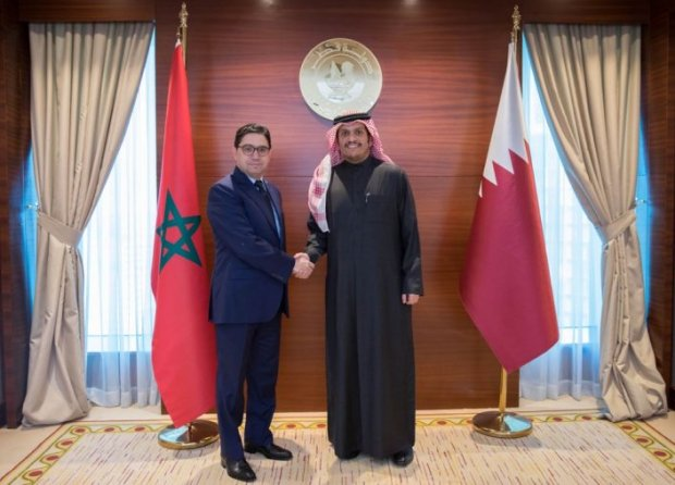 بعد البحرين والإمارات والسعودية.. قطر تؤيد قرار المغرب قطع العلاقات مع إيران
