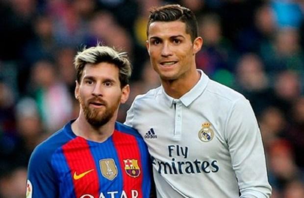 تفوق على ميسي.. رونالدو الرياضي الأكثر شعبية في العالم