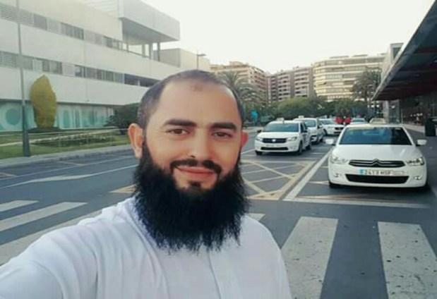 من إسبانيا.. الشيخ رضوان بن عبد السلام كيهضر على المقاطعة