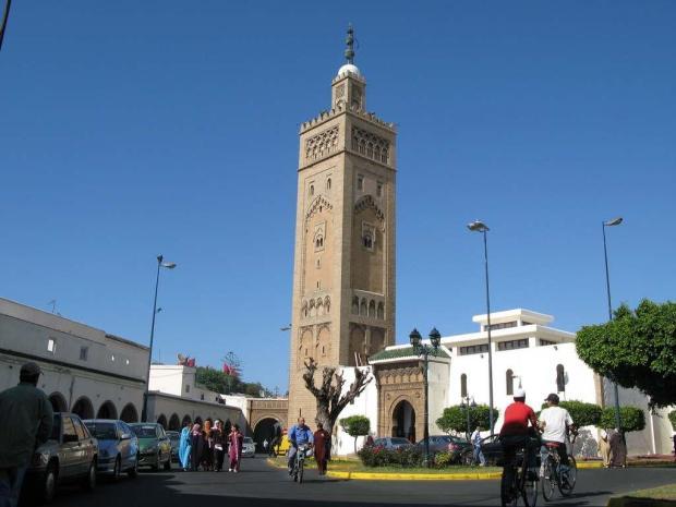 كازا بيض وكحل (15).. المسجد المحمدي (صور)