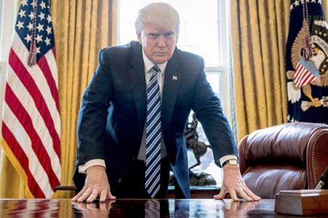 الراس اللي ما يدور.. ترامب يلغي القمة التاريخية مع كيم جونج أون