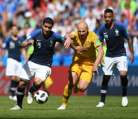 مونديال 2018.. أول استخدام لتقنية الفيديو في مباراة فرنسا واستراليا