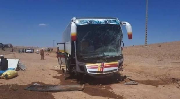 خمسة قتلى و7 جرحى في حادثة سير.. فاجعة بين شيشاوة والشماعية (صور)