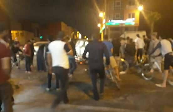 موطور وكاط كاط.. قتيل وجريح في حادثة سير في آيت ملول