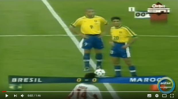 أرشيف المونديال.. المغرب ضد البرازيل (1998)