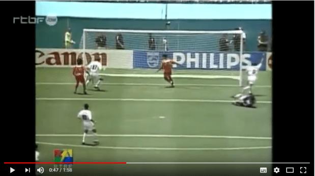 أرشيف المونديال.. مباراة المغرب وبلجيكا (1994)