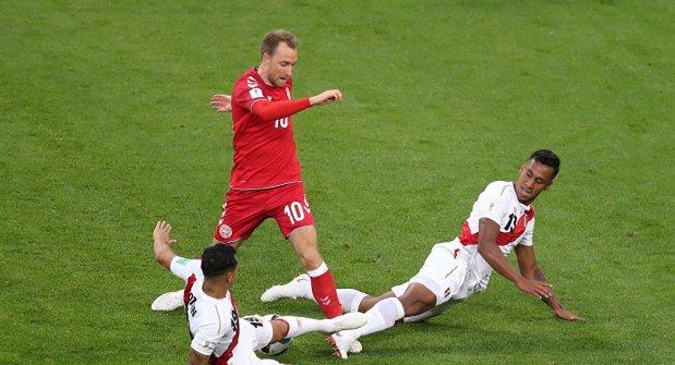 بهدف دون رد.. الدنمارك يهزم البيرو (فيديو)