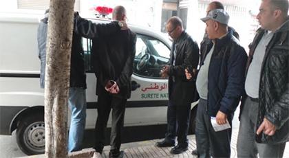 نصابة كيدّيو الفلوس للي باغيين يخدمو فالبوليس.. الطماع كيقضي عليه الكذاب