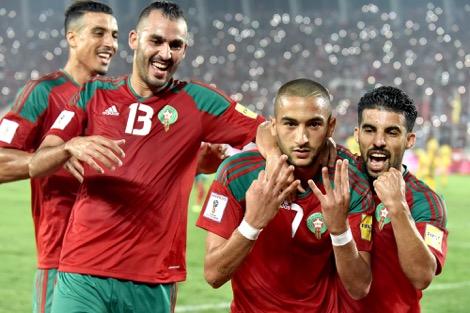 بحالهم بحال إسبانيا 18 مباراة بدون هزيمة.. الأسود يدخلون التاريخ مع رونار