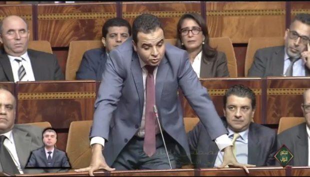 """برلماني من الأحرار وفيديو """"أخنوش إرحل"""": يلا ما وقّرناش المؤسسة الملكية شنو بقى ما نوقّرو؟ (فيديو)"""