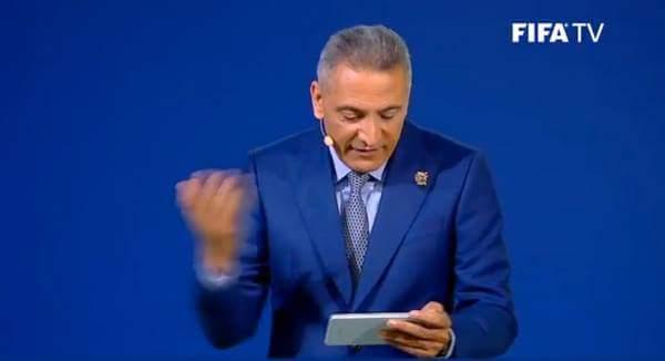 مولاي احفيظ العلمي كيحشي الهضرة للميريكان: حنا ما عندناش السلاح فالزنقة