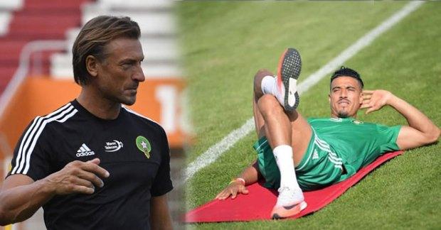 ما غاديش يلعب ضد سلوفاكيا.. نبيل درار مصاب ورونار يطمئن