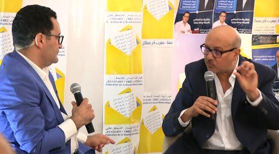 """البرلماني مصطفى الشناوي: الأحكام على معتقلي أحداث الحسيمة """"غير مقبولة"""" (صور)"""