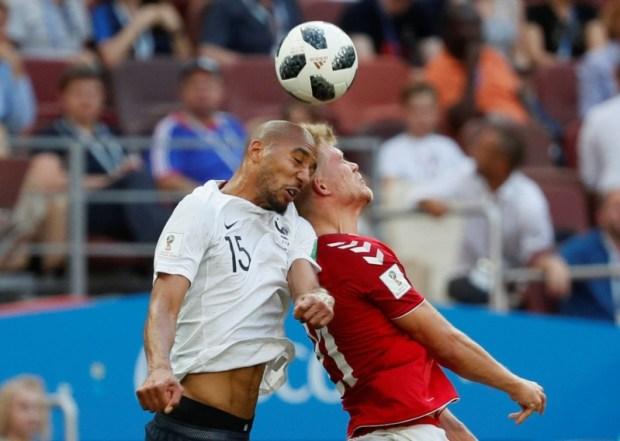 تعادلا دون أهداف.. الدنمارك وفرنسا في الدور الثاني