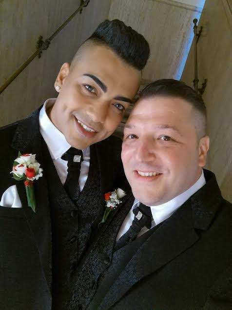 بالصور من إيطاليا.. مغربي يتزوج إيطاليّا وفق التقاليد المغربية!