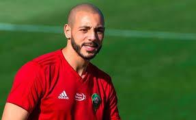 رغم الإصابة.. امرابط مصر على اللعب ضد البرتغال