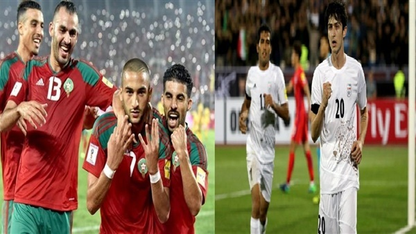 المغرب وإيران.. معطيات مهمة قبل المواجهة الحاسمة