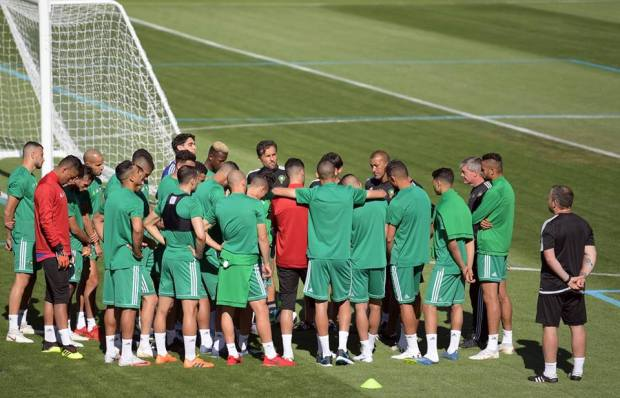 استعداد لإسبانيا.. المنتخب يستأنف التداريب