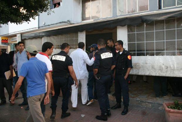 مراكش.. اعتقال مسير مقهى بسبب التيرسي