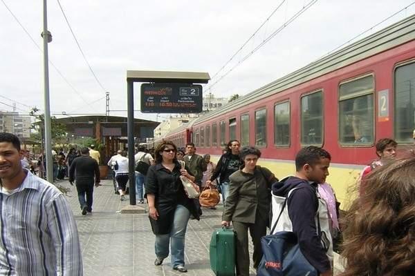 مكتب السكك الحديدية.. برنامج خاص للقطارات بمناسبة عيد الفطر