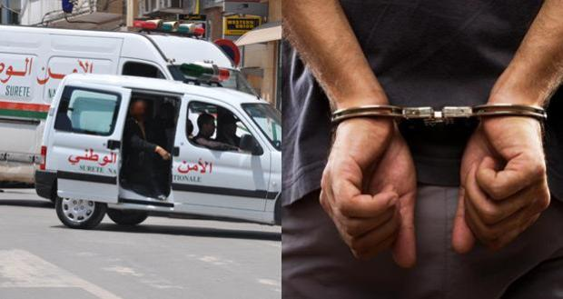 في كاراج.. أمن تطوان يضع حدا لأنشطة تاجر مخدرات