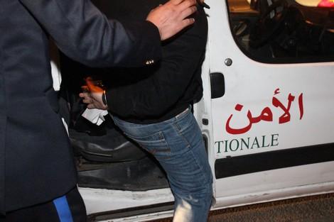 هاجم عائلة زوجته وضابطا ومفتش شرطة.. توقيف مُجرم خطير في القنيطرة