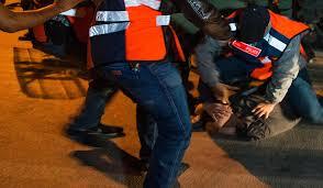 مطاردة هوليودية في القنيطرة.. شرطي يُسقط عنصرا من عصابة التريبورتور بسلاحه