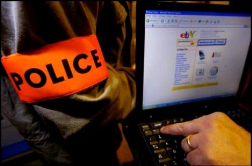 توقيف 8 أشخاص.. البوليس يُسقط عصابة للابتزاز الإلكتروني