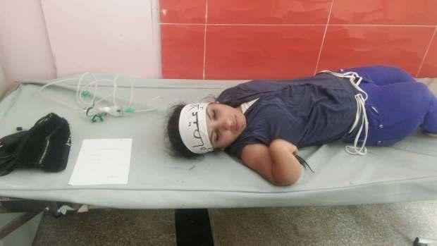 بعد اعتصام وإضراب عن الطعام لـ7 ساعات.. مريم الشخيشخ في غيبوبة (صور)