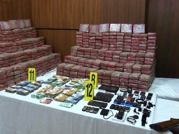 ملف 2.5 طن من الكوكايين.. السجن ل15 متورطا