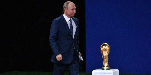 إلى جانب 14 زعيما.. بوتين حاضر في نهاية كأس العالم (فيديو)