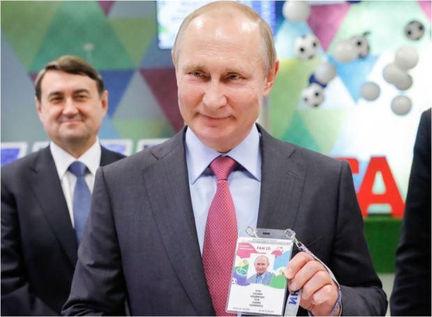 بوتين داير مزيان.. المشجعين اللي عندهم بطاقة المشجع يدخلو روسيا بلا فيزا