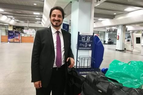 ما عندو كلمة.. عدنان إبراهيم ينفي زيارته إلى المغرب