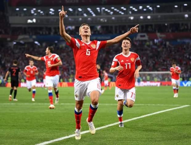بضربات الجزاء.. منتخب كرواتيا يوقف عجلة روسيا مستضيفة المونديال (صور)