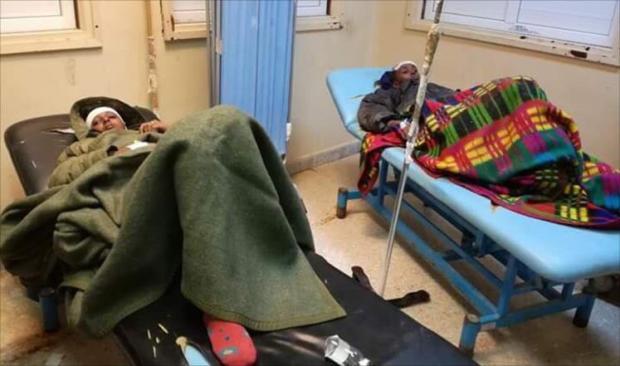 مآسي الهجرة في ليبيا.. مصرع مهاجرين في شاحنة لحوم