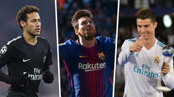 بحضور رونالدو البرازيلي.. الفيفا تكشف المرشحين لجوائز أفضل لاعب في 2018
