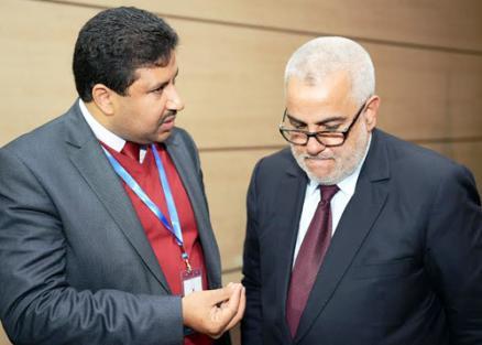 منع العثماني لابن كيران وحامي الدين من المشاركة في ملتقى الشبيبة.. أمكراز يوضح