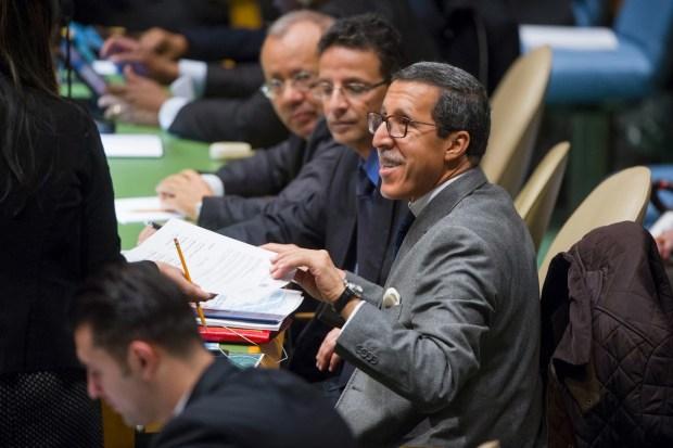 كتسال 810 ملايين دولار.. المغرب مخلّص حقو للأمم المتحدة