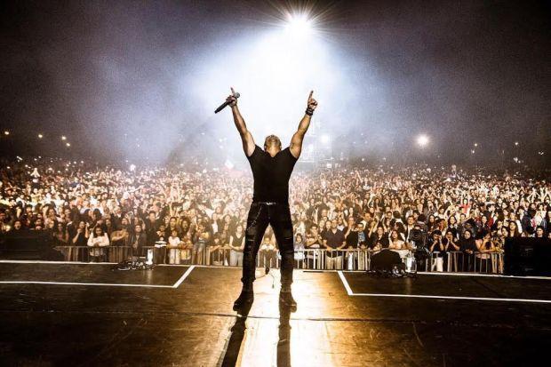 لويس فانسي يشكر جمهور موازين.. مول ديسباسيتو فرحان (صور)