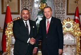 أردوغان: معتز بعلاقات التعاون مع المغرب وأقدر جلالة الملك