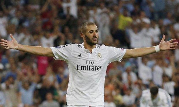 بنزيما ما مفاكش: أنا فرحان فريال مدريد
