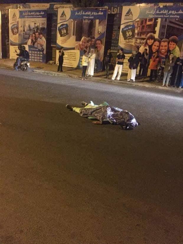 طعنها في قلبها ورماها من سيارته.. شاب يقتل حبيبته في أكادير (صور)